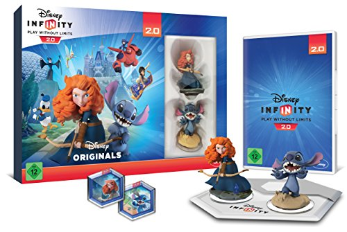 Disney Infinity 2.0: Toybox Combo-Set - [Playstation 4]