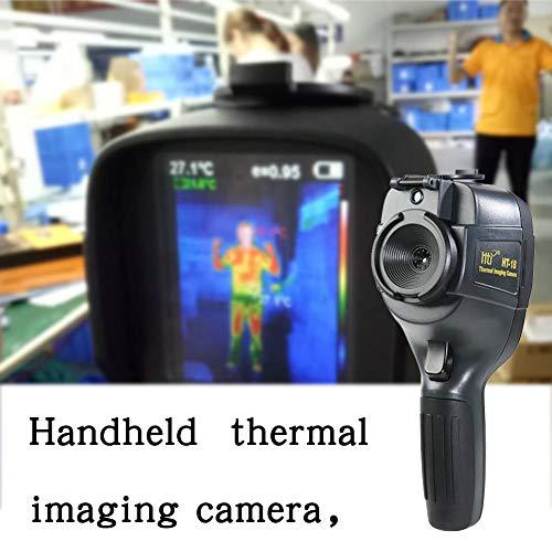 Cámara térmica mano HT-18 Cámara imágenes térmicas