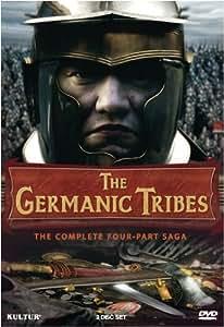 Germanic Tribes: Complete Four-Hour Saga [DVD] [2008] [Region 1] [US Import] [NTSC]