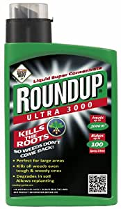 roundup ultra 3000 mixing instructions