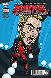 DEADPOOL #9 ((Regular Cover)) - Marvel Comics - 2016- 1st Printing