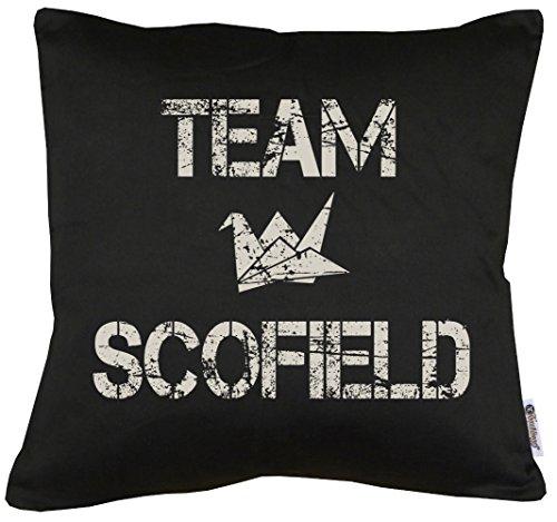 Sona Kissen (TLM Team Scofield Kissen mit Füllung 40x40cm)