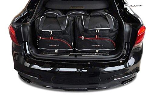 AUTOTASCHEN AUF MASS BMW X6 F16, 2014- KJUST
