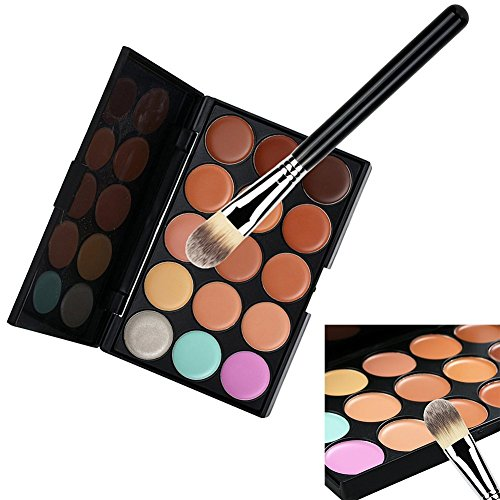 VALUE MAKERS 15 Colore Blemish Concealer Palette - trucco professionale