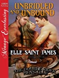 Unbridled and Unbound [The Double Rider Men's Club 3] (Siren Publishing Menage Everlasting)