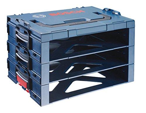 Bosch Professional  3-Teilige Aufbewahrungsbox