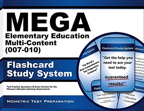 MEGA Elementary Education Multi-Content (007-010) Secrets Study Guide: MEGA Test Review for the Missouri Educator Gateway Assessments by MEGA Exam Secrets Test Prep Team (2015-02-25)