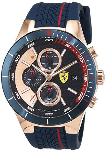 Scuderia Ferrari Herren-Armbanduhr Datum Klassisch Quarz 830297
