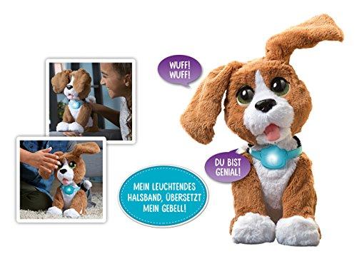 Hasbro FurReal Friends B9070100 - Benni der sprechende Beagle, Elektronisches Haustier - 4