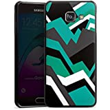 Samsung Galaxy A3 (2016) Housse Étui Protection Coque Pierres Montagnes Motif
