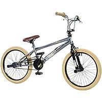 deTOX 20' BMX Freestyle Kinder Anfänger ab 130 cm, 7 J.