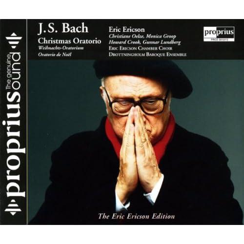 Christmas Oratorio, BWV 248: Part IV: Aria: Ich will nur dir zu Ehren leben (Tenor)