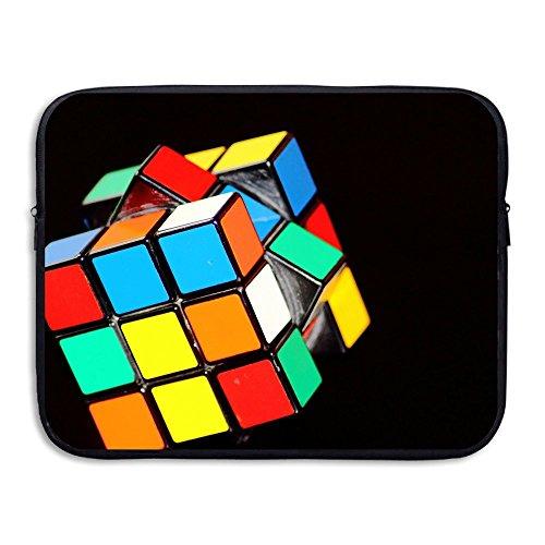 ZMviseCube Patterndie schlanke, gepolsterte laptop weicher neopren - ärmel tasche fall decken für notebook - computer ipad - tablet