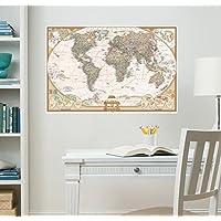 Wallpops - Carta geografica