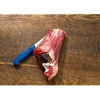 Kalbshaxe vorn - 1 kg als Osso Bucco geschnitten
