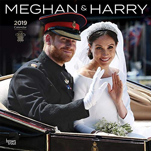 Meghan & Harry 2019 Wall