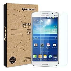 Arbalest à pour Samsung Galaxy Grand 2 G7102 G7105 G7106 Prime Film de Protection écran en Verre Trempé Inrayable et Anti Glare,Crystal Clear 9H dureté avec Oleophobic revètement et HD de transmission optique