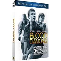 Blood Diamond - Collection Premium - Combo Blu-ray + DVD + livret