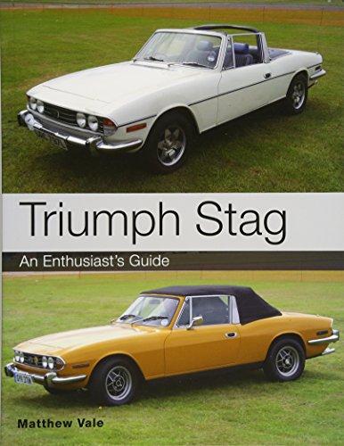 Triumph Stag Cover Image