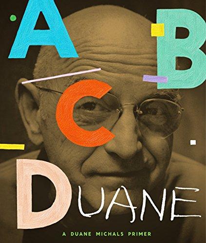 Abcduane: A Duane Michals Primer por Duane Michals