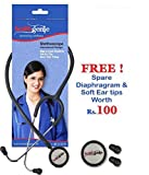 Healthgenie HG-206G Dual Child Paediatric Stethoscope AL (Grey)