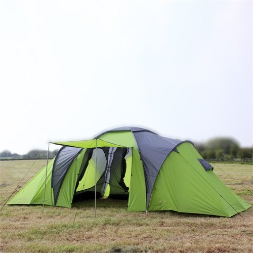North Gear C&ing Deluxe Waterproof 8 Man Tent  sc 1 st  UK Sports Outdoors C&ing Hiking Jogging Gym fitness wear Yoga & North Gear Camping Deluxe Waterproof 8 Man Tent - UKsportsOutdoors