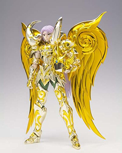 Mu Armadura Aries New Cloth Figura 18 Cm Saint Seiya Myth Cloth Ex Soul of Gold 2