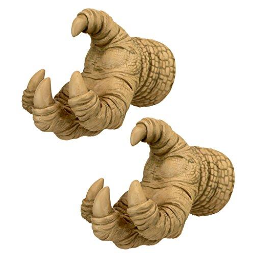 Design Toscano Krallen des Dunheviel-Drachen, Wandfiguren