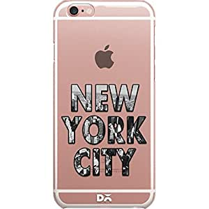 DailyObjects New York City Clear Case For iPhone 6S
