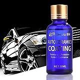 sweetlife Ceramique Auto 9H Hydrophobe Liquide Protection pour Voiture Auto Moto Carrosserie Super Ceramic Car Coating 1pc (sans boîte)
