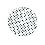 Spiegelau & Nachtmann, Salatteller, 2 Stück, Größe: 23 cm, Kristallglas, Bossa Nova, 0098036-0