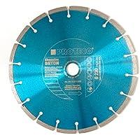 Dr Diamond® Laser Diamanttrennscheibe Turbo10mm Universal Ø150 mm,Bohrung 22,23