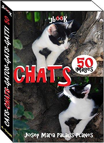 Couverture du livre Chats (50 images)