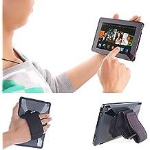 """TFY Correa de Mano Acolchada más Carcasa Funda para Tablet PC para Kindle Fire Tablet (Fire HD 8"""" (2015))"""