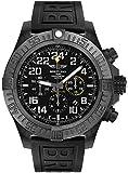 Breitling Avenger Hurricane Herren-Armbanduhr, 50 mm, schwarzes Gummiband, XB1210E4/BE89-154S