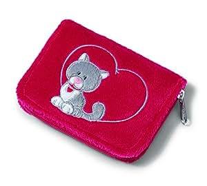 NICI Love Cat Plush Wallet