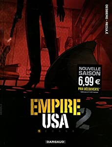 "Afficher ""Empire USA Saison 2 n° 1 Tome 1"""