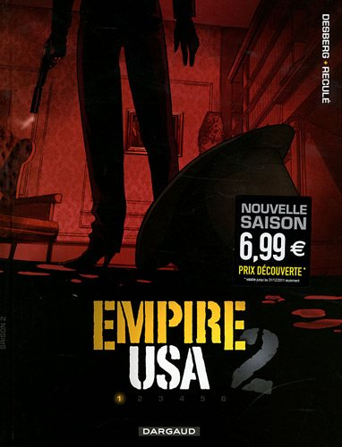 Empire USA - Saison 2 - tome 1 - Sans titre