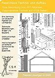 Passivhaus Technik und Aufbau: 497 Patente zeigen was dahinter steckt! -