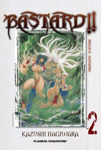 Descargar Libro Bastard! Complete Edition nº 02 de Kazushi Hagiwara