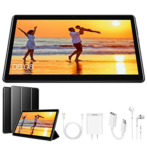 tablet 15 pollici 4G Tablet 10.1 Pollici con Wifi Offerte Tablet PC Offerte 8500mAh con Slot per Scheda SIM Doppio Memoria RAM da 3GB+32GB 8MP Camera Android 8.1 Quad Core Tablet Sbloccato WiFi/Bluetooth/ GPS/OTG