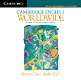 Cambridge English Worldwide Class Audio CD with American Voices