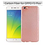 Forhouse Phone Hülle für Oppo F3 Plus Hülle Backcase Durable Back Bumper Cover [ Rose Gold ]