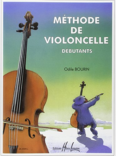 Méthode de violoncelle Volume 1 pour d�...