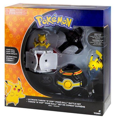 Tomy Pokemon Chikorita et Premier Ball Gamestop Exclusive Coffret Peluche