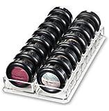 Titulaire Acrylique Fard à paupières Organisateur & Beauty Care fournit 16 Espace Stoarge | byAlegory Organisateur de maquillage
