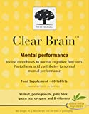 New Nordic Ltd 26 g Clear Brain Supplement