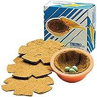 Nobby 50124 Thijbo Nesteinlagen für Kanarien