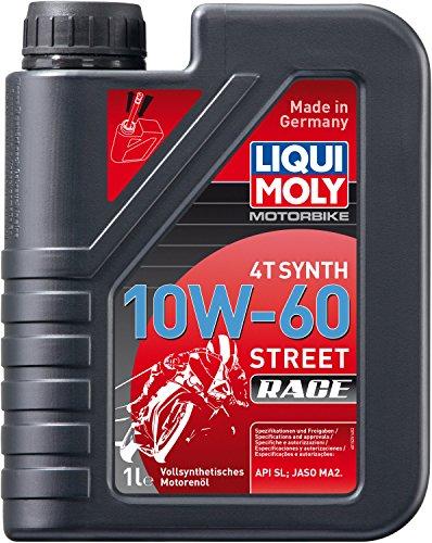 liqui-moly-1525-racing-synth-4t-10w-60-aceite-sinttico-para-motores-deportivos-de-motocicletas-de-4-