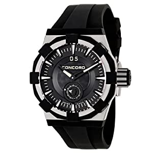 Agent.X Mix&Rock Agent X Men's Gold Case Brown Leather Date Display Japan Movement Quartz Wrist Watch